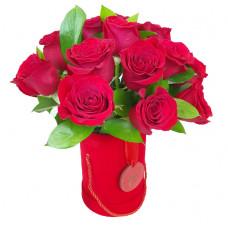 Розы в Тубе